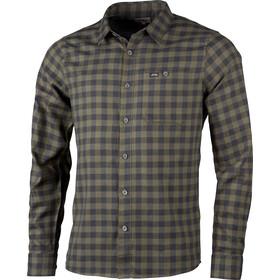 Lundhags Ekren LS Shirt Men forest green